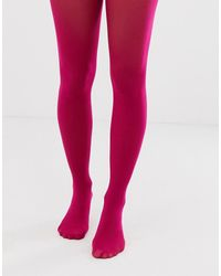 ASOS 50 Denier Tights - Pink
