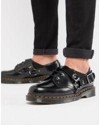 Dr. Martens - Fulmar Shoes In Black - Lyst
