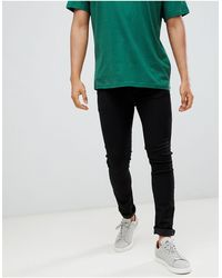 Noak Super Skinny Jeans - Black