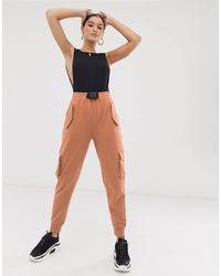 Public Desire X Lissy Roddy Relaxed joggers With Cuffs - Multicolour