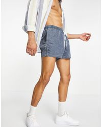 ASOS Swim Shorts - Blue