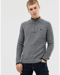 Abercrombie & Fitch - Grey - Lyst