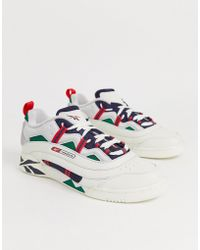 Reebok Recrafted - Work out plus - Baskets - Blanc