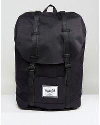 8756749847ea Lyst - Herschel Supply Co. Retreat Backpack 19.5l in Brown for Men