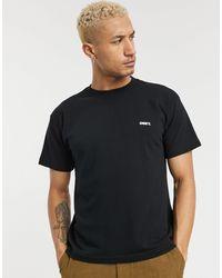 Obey Venus Back Print Heavyweight T-shirt - Black