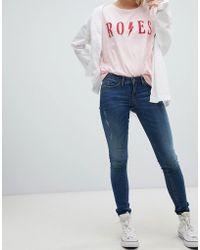 Blend She - Nova Sahia Skinny Jeans - Lyst