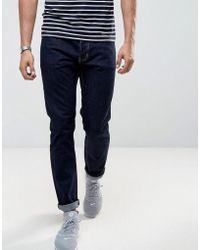 Lyle & Scott - Slim Fit Jeans Rinse Wash - Lyst