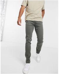 Only & Sons Jeans con 5 tasche kaki - Multicolore