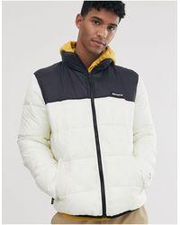 Element Primo Arctic Puffer Jacket - White