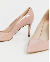 Miss Kg Wide Fit Corinthia Heeled Court Shoes - Multicolour
