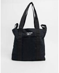 Reebok Classics Tote Bag - Black