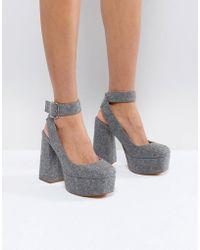 ASOS - Picasso Platform Heels - Lyst