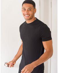 TOPMAN T-shirt - Black
