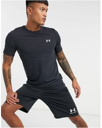 Under Armour - Training Seamless Fade T-shirt - Lyst