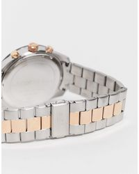 Lacoste Мужские Часы С Металлическим Браслетом 2011112-многоцветный - Металлик
