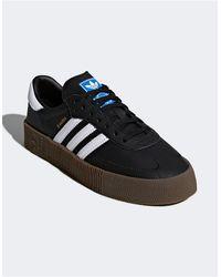 adidas Originals Originals Samba Og Sneakers Zwart/wit