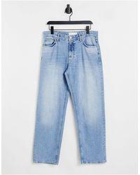 Bershka baggy Jeans - Blue