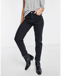 ONLY - – Erica – Schmale Jeans mit geradem Beinschnitt - Lyst