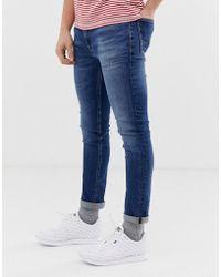 Tommy Hilfiger Skinny-fit Jeans - Zwart