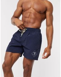 Barbour Shorts - Bleu