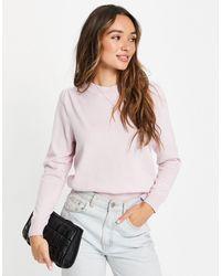 ONLY Бледно-сиреневый Джемпер -фиолетовый Цвет - Пурпурный