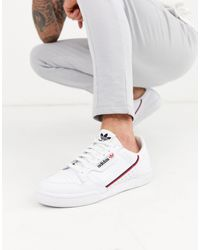 adidas Originals Continental - 80's Sneakers - Wit