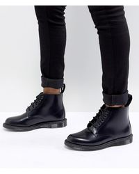 Dr. Martens - Emmeline Refined Lace Up Leather Boot - Lyst