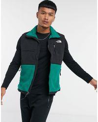 The North Face Зеленая Флисовая Куртка Denali 2-зеленый