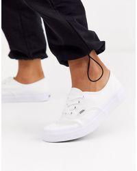 Vans Old Skool - Shoes - White