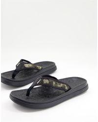 TOMS Flip Flops - Black
