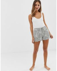 Calvin Klein Pyjama Short - Gray