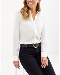 Glamorous Black Waist & Hip Belt With Gold Hammered Heart Buckle