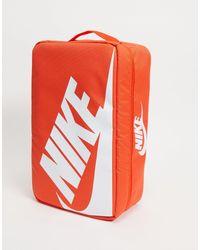 Nike Shoebox Bag - Orange