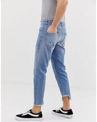 ASOS Vintage Slim Jeans - Blue