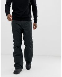Billabong - Outsider Snow Trousers In Black - Lyst