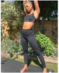 Nike Leggings negros ajustados One Sculpt Luxe