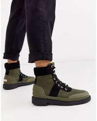 HUNTER - Insulated Hiker Boots - Lyst