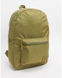Herschel Supply Co. – Settlement – Backpack - Grün