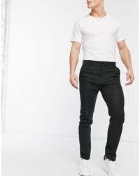 ASOS Pantaloni da abito skinny - Marrone
