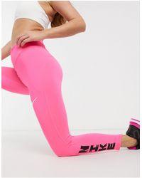 Nike leggings - Pink