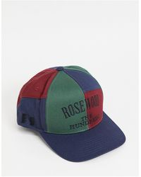 The Hundreds Rosewood - Cappellino snapback multicolore - Blu