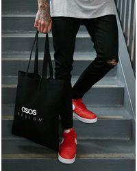 ASOS Tote Bag - Black