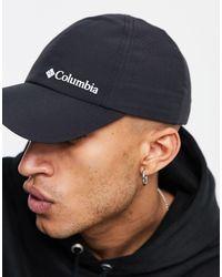 Columbia Silver Ridge Iii Ball Cap - Black