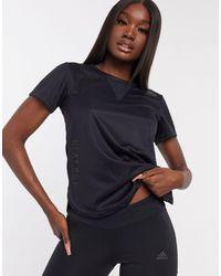 adidas Training - H.RDY - T-shirts à 3 bandes - Noir