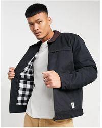 Element Craftman Jacket - Black