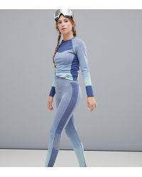 Roxy - Passana Ski Pant In Blue - Lyst