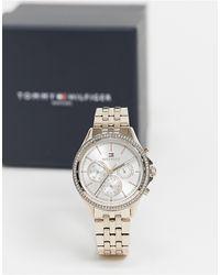 Tommy Hilfiger Серебристые Часы С Браслетом Ari 1781978-серебряный - Металлик