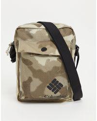 Columbia Zigzag Cross Body Bag - Green