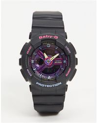 G-Shock Baby G Ba-110tm-1a Resin Watch - Black