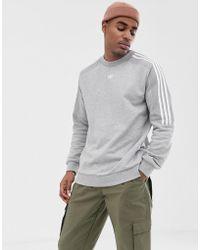 Itasca For Men Sweatshirt Black Adidas Lyst Crew Originals Ay7713 In xoBrCeWd